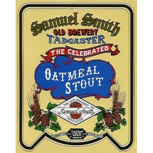 Logo of Samuel Smith's Oatmeal Stout