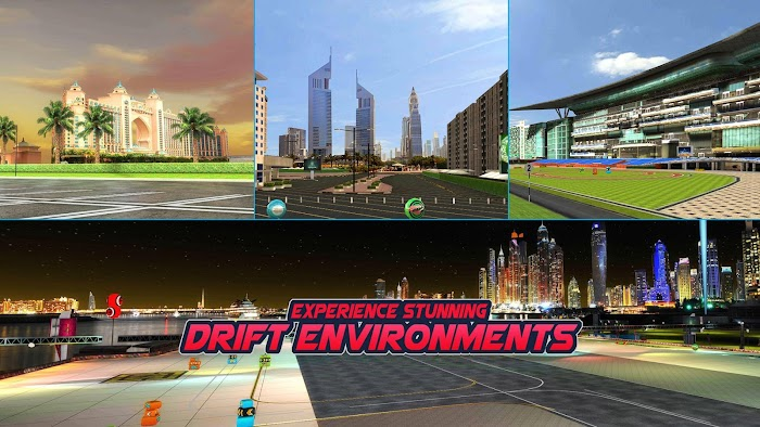 Dubai Racing- screenshot