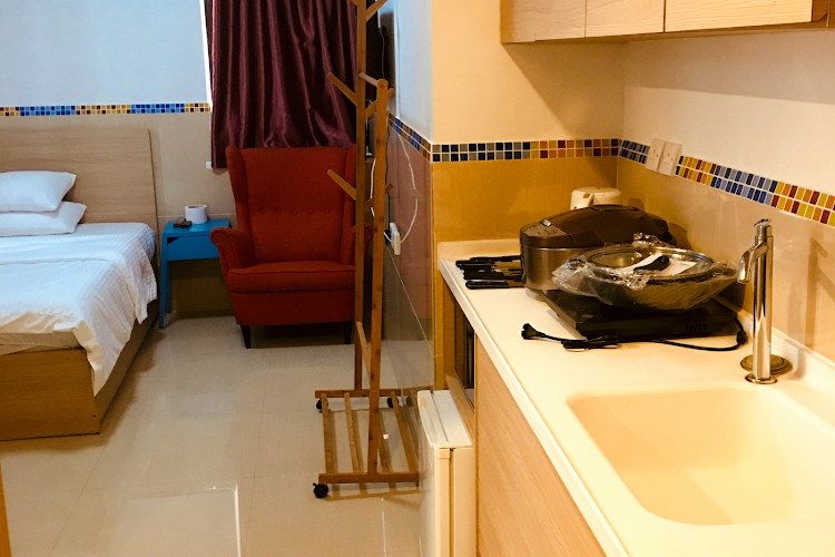 Studio apartment at Causeway Bay apartment