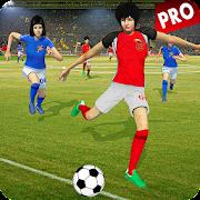 Girls Soccer PRO League: Play Football Stars