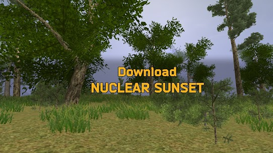 Nuclear Sunset MOD (Free Shopping) 4
