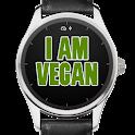 Vegan Wear Watch Face icon