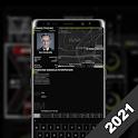 Agent Launcher -- Aris Hacker Theme icon