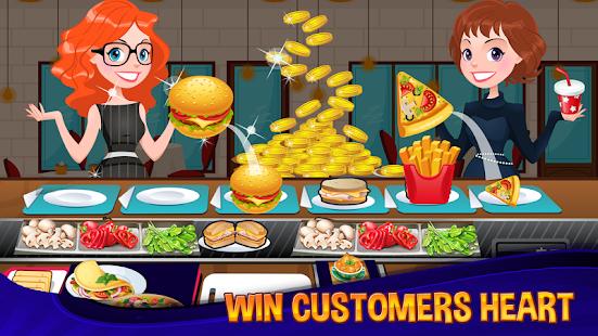 Kitchen Fever:Cafe Restaurant - náhled