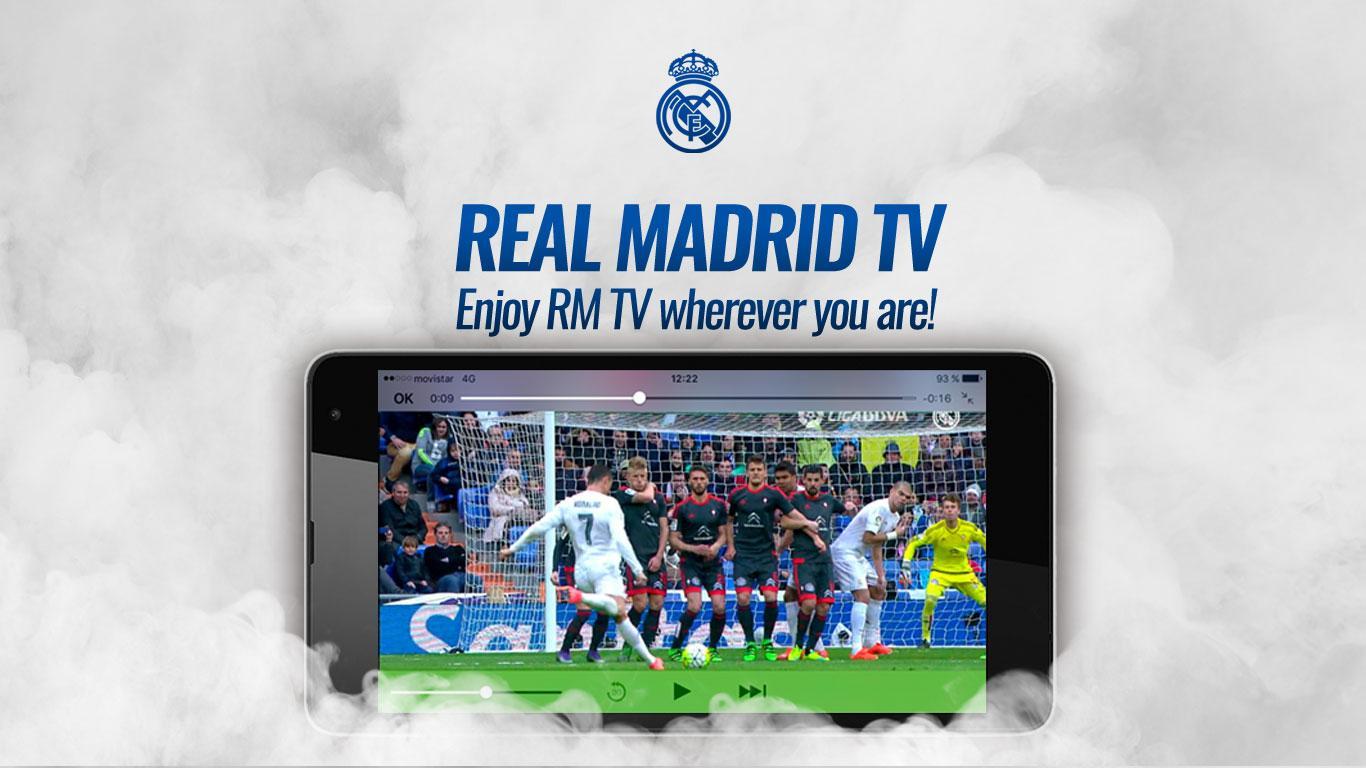 Ver real madrid tv en vivo gratis cineprocim for Real madrid tv