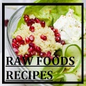 Raw Foods Recipes icon