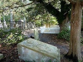 Photo: Old Burying Ground circa 1731 - Beaufort, NC Photo courtesy David Sobotta