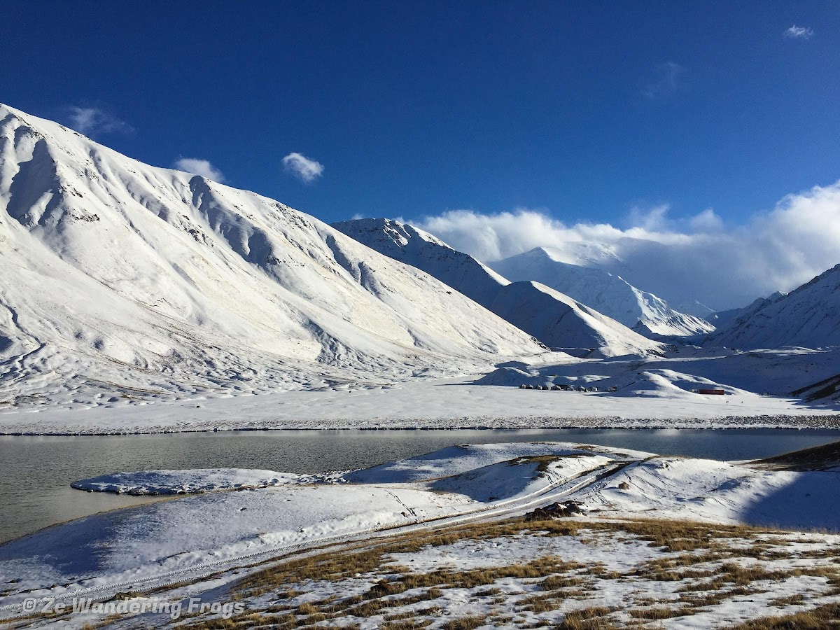 Travel to Tajikistan Pamir Highway and Wakhan Corridor // Lenin Peak and Tulpar Kol Lake