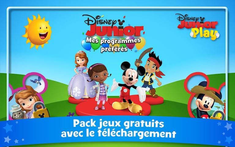android Disney Junior Play: Deutsch Screenshot 0