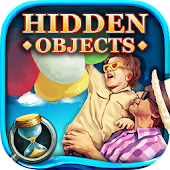 Father's Day - Hidden Objects