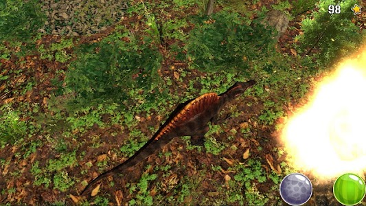 Dinosaur Jurassic 3D screenshot 1