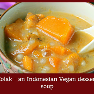 Indonesian Desserts Recipes.