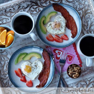 A Brunch of Love with Maple Bacon
