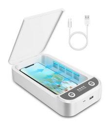 Cutie pentru sterilizare cu ultraviolete, wireless