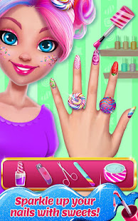 Game Candy Makeup Beauty Game - Sweet Salon Makeover APK for Windows Phone