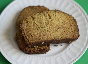 Spiced Carrot and Zucchini Bread