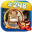 # 248 New Free Hidden Object Games Fun Empty House icon