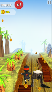 Download Subway ninja jungle run For PC Windows and Mac apk screenshot 3