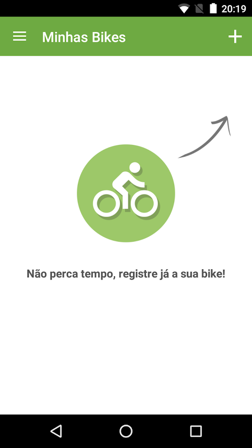 Bike Registrada- screenshot