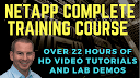 NetApp Complete Training Course
