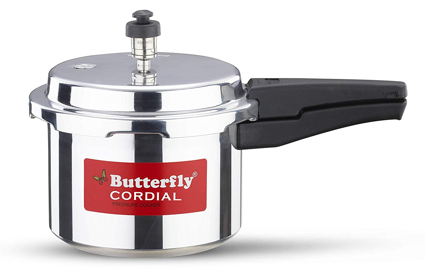 Butterfly Cordial Aluminum Non-Induction Pressure Cooker 3L
