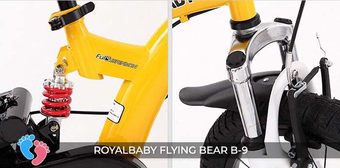 Xe đạp trẻ em Royal Baby Flying Bear b-9 20