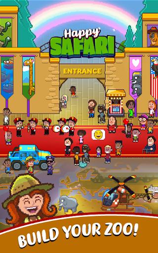 Happy Safari - the zoo game 1.1.7 screenshots 12
