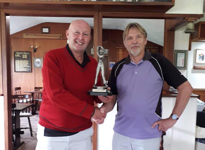 Jones takes Barrie Walters Trophy