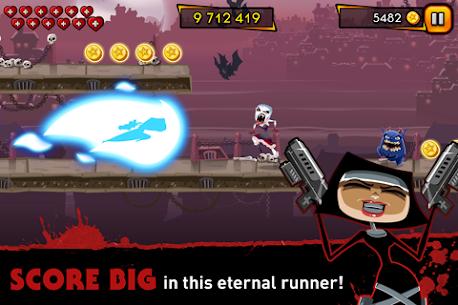 Nun Attack MOD: Run & Gun (Unlimited Money) 2