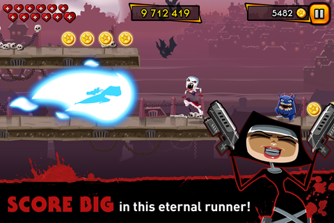 Screenshot 2 Nun Attack: Run & Gun 1.6.4 APK hack
