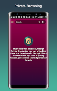Private Browser App Download For Android and iPhone 3