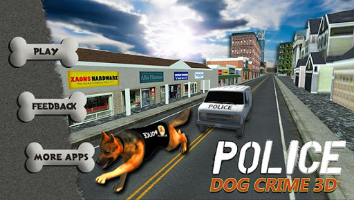警犬犯罪3D