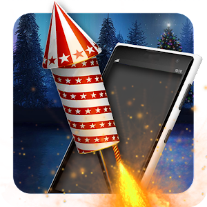 Fireworks Christmas Simulator for PC and MAC