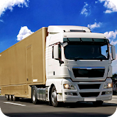 City Cargo Truck Driver Transport Simulator