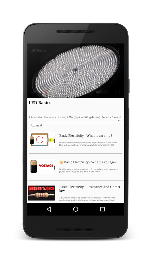 Basic electronics engineering android apps on google play basic electronics engineering screenshot fandeluxe Images