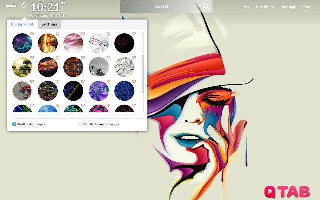 Digital Art Wallpapers New Tab
