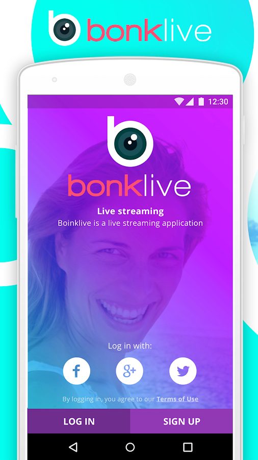 BonkLive- screenshot