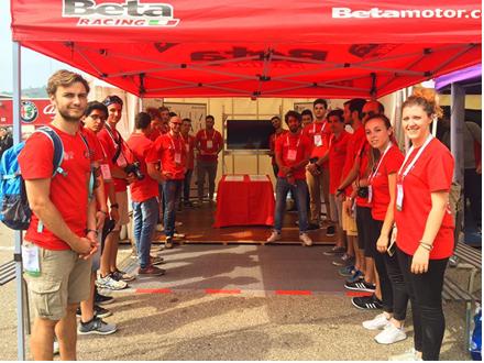 ANSYS | Наша команда – Firenze Race Team – готова к презентации проекта для оценки конструкторских решений