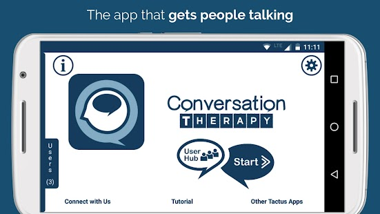 Conversation Therapy- screenshot thumbnail