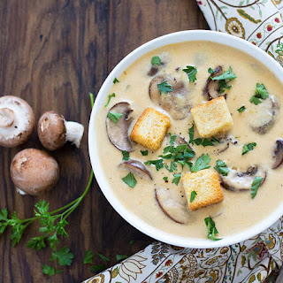 Chicken Mushroom Soup Without Cream Recipes.