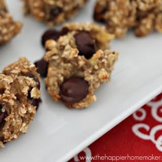 Skinny 3 Ingredient Cookies.
