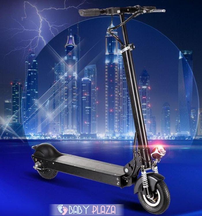 Xe trượt điện scooter M5 cao cấp 8