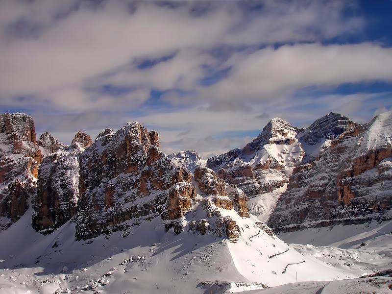 Loro maestà, le Dolomiti di FrancescoPaolo
