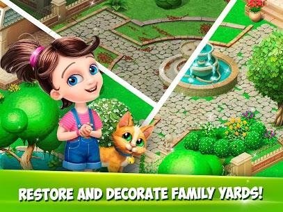 Family Yards: Memories Album 1.8.1 Android Mod + APK + Data 2