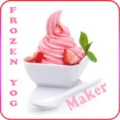 Frozen yogurt maker