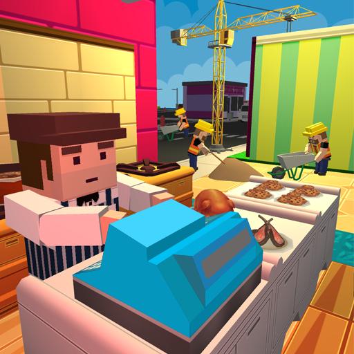 Restaurant Build & Design: Craft Construction Sim
