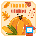 Next SMS Happy thanksgiving 2020  (2nd) Skin icon