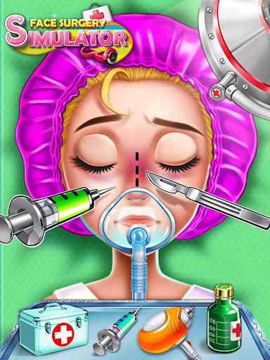 Face Surgery Simulator
