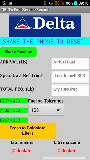 Alex Fuel Calculator for DL