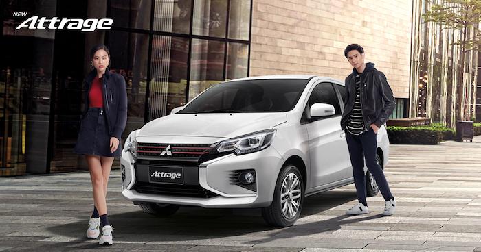 ราคา, ตารางผ่อน New Mitsubishi Attrage 2020